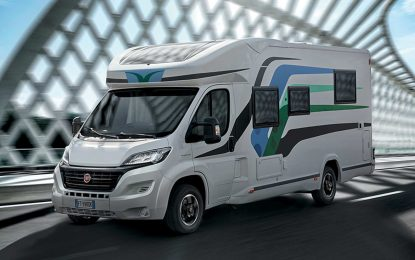 "Fiat Ducato camper kao ""kuća putujuća"" [Galerija]"