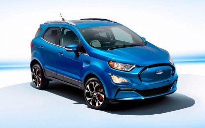 Hoće li se pojaviti Ford EcoSport EV ili je to samo samo mašta slobodnih dizajnera?