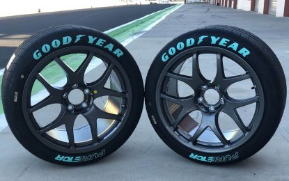 Goodyear predstavio gume Eagle F1 SuperSport za PURE ETCR šampionat