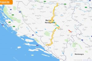 JP Autoceste FBiH predstavilo interaktivnu mapu o svim aktivnim gradilištima na Koridoru 5c i brzim cestama
