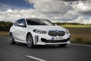 BMW 128ti u završnoj fazi testova