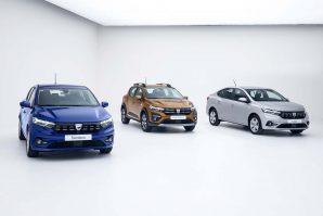 Dacia Sandero, Sandero Stepway i Logan – stigla treća generacija [Galerija i Video]