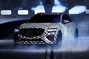Genesis GV70 – novi SUV predstavljen pod kamuflažom [Galerija]