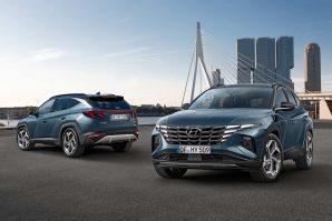 Hyundai je noćas predstavio Tucsona četvrte generacije [Galerija i Video]