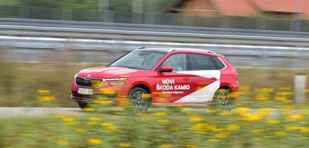 TEST – Škoda Kamiq Style 1.0 TSI 115 KS DSG7