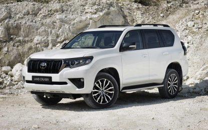 Unaprijeđena Toyota Land Cruiser – sada s boljim performansama i boljom opremom [Galerija]