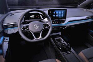 Nakon eksterijera, Volkswagen predstavlja enterijer novog električnog SUV-a ID.4, koji će biti premijerno predstavljen do kraja ovog mjeseca [Galerija]