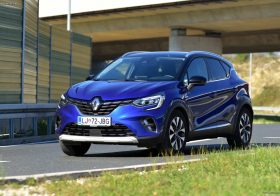 TEST – Renault Captur Edition One Blue dCi 115 EDC