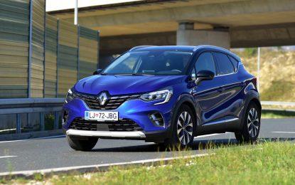 TEST – Renault Captur Edition One Blue dCi 115 EDC