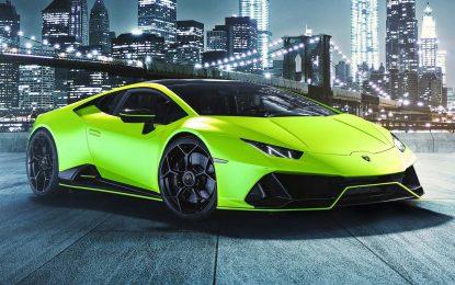 Lamborghini Huracan EVO Fluo Capsule stiže s novom kolekcijom odvažnih boja [Galerija]