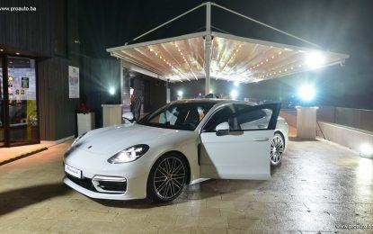 U Sarajevu predstavljena obnovljena Porsche Panamera