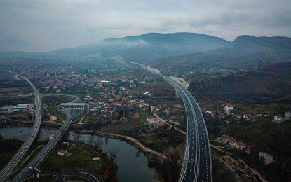 Izgrađeno 11 kilometara autoceste na Zeničkoj obilaznici [Video i Galerija]