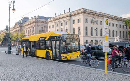 Solaris isporučio 90 električnih autobusa za Berlin
