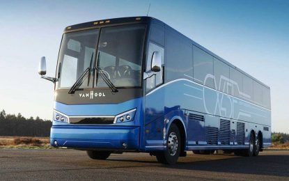 Van Hool CX45E – početak prodaje električnih autobusa za američko tržište [Galerija i Video]