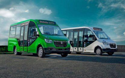 GAZelle City: Autobus godine u Rusiji [Galerija]