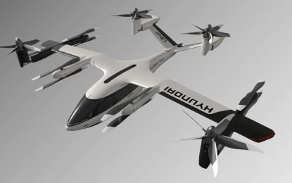 "Hyundai Motor Group osvojio nagradu ""Best Innovations in 2020"" za koncept UAM S-A1"