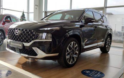 U BiH krenula prodaja redizajniranog Hyundaija Santa Fe [Galerija]