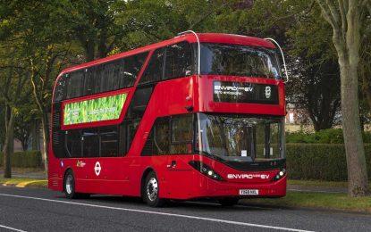 Irska nabavlja 800 električnih spratnih autobusa
