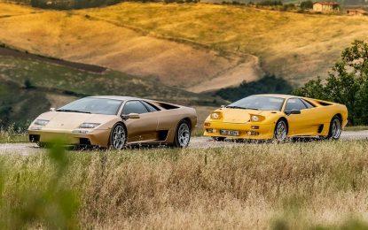 Sretan 30. rođendan Lamborghini Diablo! [Galerija]