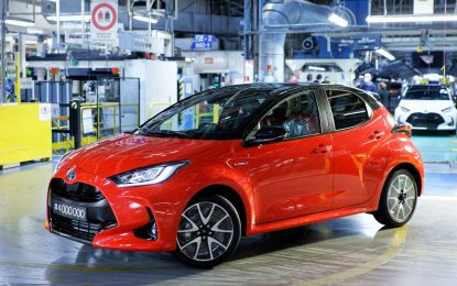Proizvedeno četiri miliona Toyota Yaris