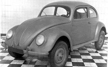 Volkswagen Buba slavi 75 godina od početka proizvodnje