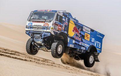 Kamaz Master tim odabrao Goodyear gume za nastup na Dakaru