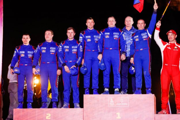 KamAZ Master Team i Goodyear (Dakar 2020)