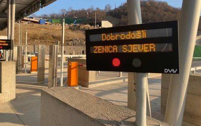 Dionica Zenica sjever – Zenica jug na koridoru 5C u potpunosti puštena u promet