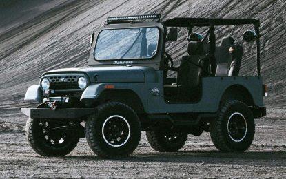 Mahindra Roxor: Odobrena prodaja kopije Jeepa