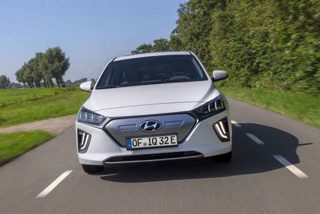 Hyundai Ioniq Electric [2020]