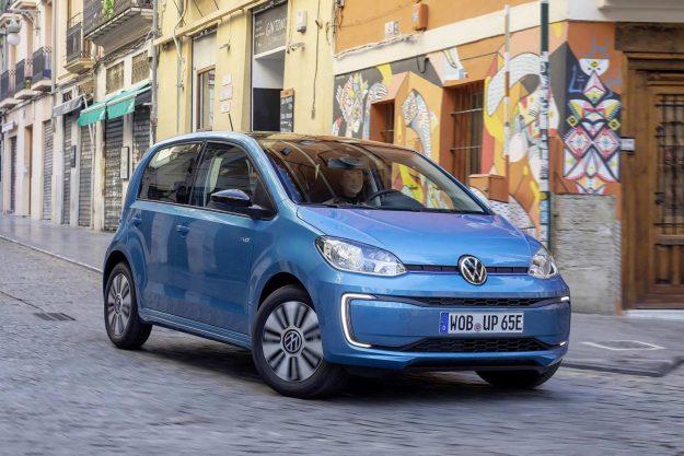 Volkswagen e-up! [2020]