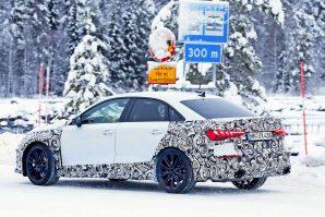 Audi RS3 Sedan – testovi na sjeveru Evrope