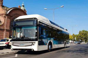 CaetanoBus H2.CityGold – autobusi s gorivim ćelijama za Wiesbaden