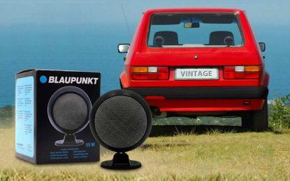 Blaupunkt LAZ 6525: Moderni zvučnik retro dizajna