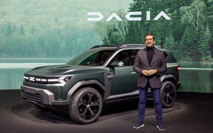 Dacia Bigster Concept – Dacia ostaje Dacia [Galerija i Video]