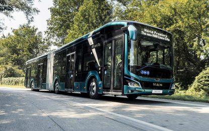 Man Lion's City E: Najveća narudžba električnih autobusa [Galerija i Video]