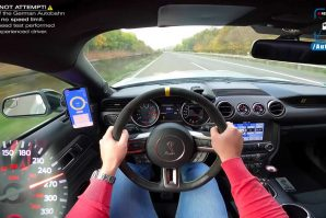 Ford Mustang Shelby GT350 – i brzina i zvuk [Video]