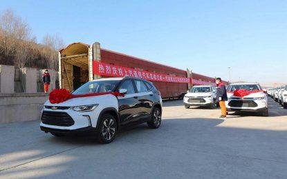 Chevrolet Tracker: Prva izvozna pošiljka