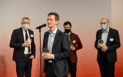 """Hyundai Hydrogen Mobility osvojio švicarsku nagradu """"Watt d'Or"""""""