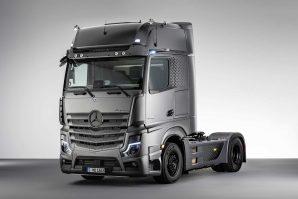 Nove verzije Mercedesovih kamiona iz serije Actros F i Actros Edition 2 [Galerija i Video]