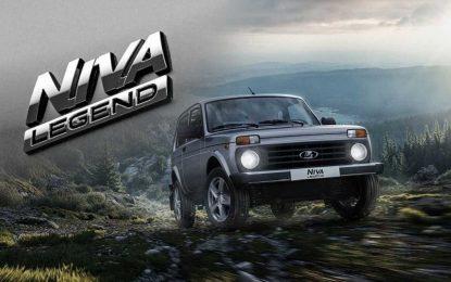 Lada Niva Legend: Kultnom terencu vraćeno staro ime