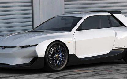 Lancia Delta – za sada samo umjetnička vizija [Galerija]