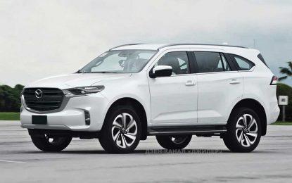 Novi Mazda SUV: Isuzu MU-X dobiva blizanca