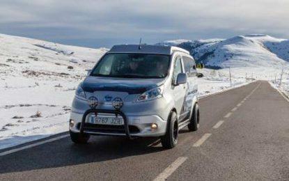 Nissan e-NV200 Winter Camper Concept – zimska avantura [Galerija i Video]