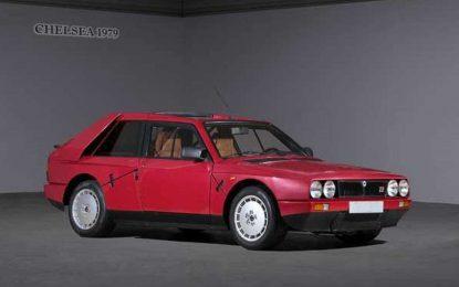 Oldtimer nedjelje: Lancia Delta S4 Stradale [Galerija]