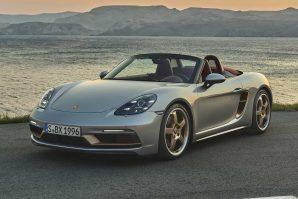 Porsche Boxster 25 Years – limitirana serija za 25. rođendan Boxstera [Galerija]
