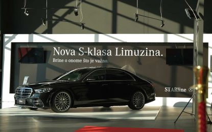 STARline Mercedes-Benz premijerno predstavio novu S-Klasu [Galerija]