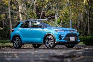 Toyota Raize: Najprodavaniji SUV u Japanu [Galerija]
