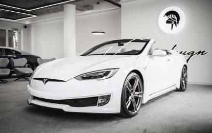 Ares Design Tesla Model S Convertible [Galerija]
