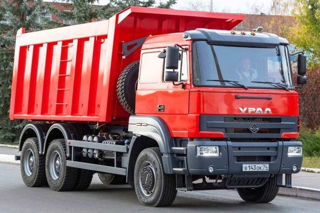 Ural S35.510 [2021]
